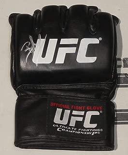 Brock Lesnar Signed Official UFC Fight Glove BAS Beckett COA Autograph WWE 100 - Beckett Authentication