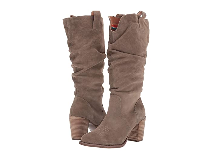 Cantina  Shoes (Taupe) Cowboy Boots
