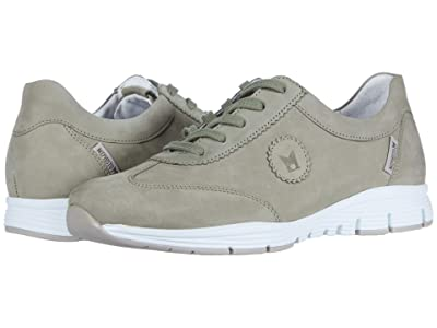 Mephisto Yael (Light Khaki Bucksoft) Women