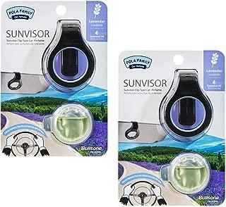 Best air freshener visor clip Reviews