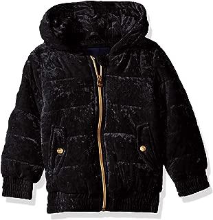 black velvet quilted jacket