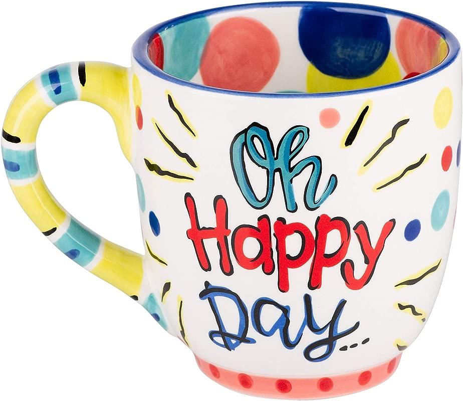 Glory Haus Oh Happy Day Mug