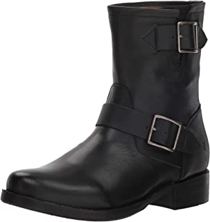 FRYE Women's Vicky Engineer Ankle Boot