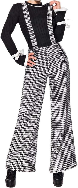 Belsira Ladies Marlene Pants with Suspenders
