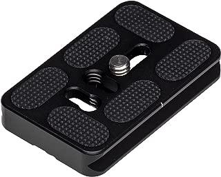 Induro Tripods PU60 Arca-Swiss Style Universal Quick Release Plate (Black)