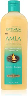 SoftSheen-Carson Optimum Salon Haircare Amla Legend Moisture Remedy Shampoo, 13.5 oz