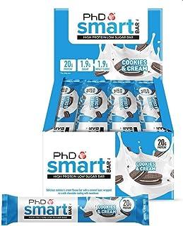 Smart Bar 12repen Cookies & Cream