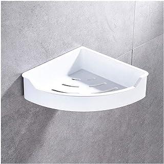 Étagère d'angle Douche Forage d'angle étagère murale Douche Caddies SUS304 en acier inoxydable salle de bains étagère de r...