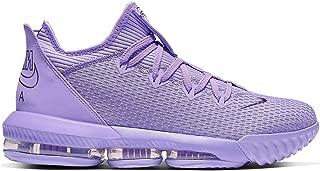 lebron james 16 purple shoes