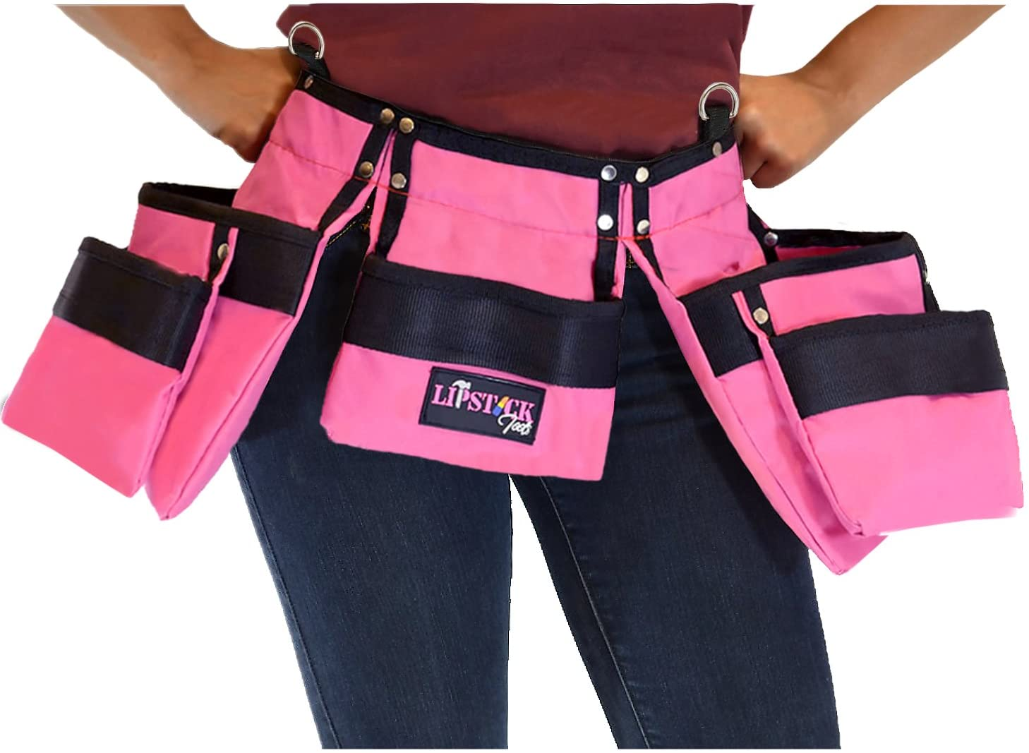 Pink Tool 67% OFF of fixed SEAL limited product price Belt For Women. Keep and Your Improveme Home Gardening
