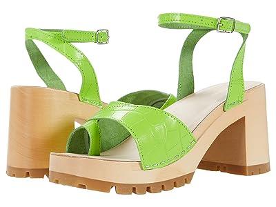 Swedish Hasbeens Toe Strap Sandal