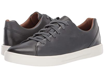 Clarks Un Costa Lace (Slate Blue Leather) Men
