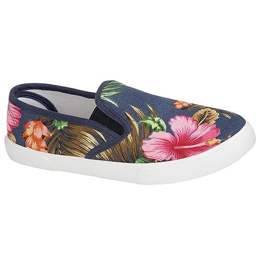 a22e35d83d4de Women's Floral Shoes: Amazon.co.uk