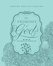 The Promises of God Bible for Creative Journaling