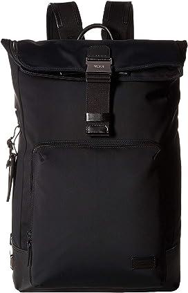 4b8c6bd37ae Tumi Alpha Bravo London Roll-Top Backpack at Zappos.com