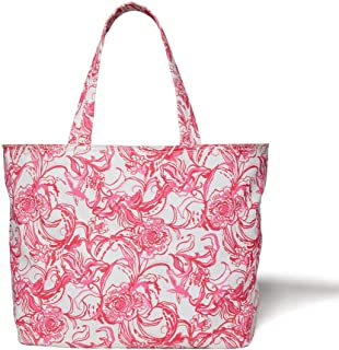 Lilly Pulitzer Palm Beach Zip Up Tote