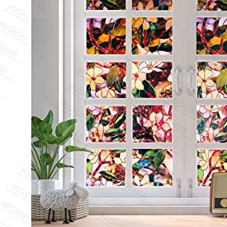 Best stick on stained glass patterns Reviews