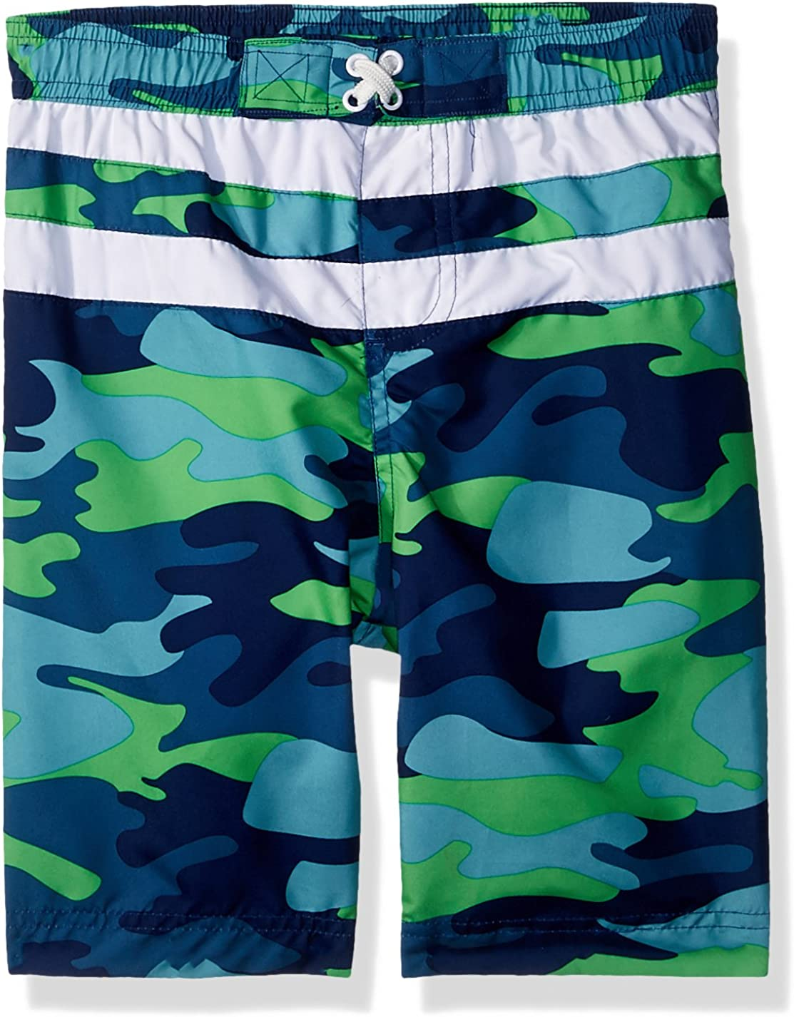 iXtreme Boys' Stripe Trust with supreme Texture Trunk Swim
