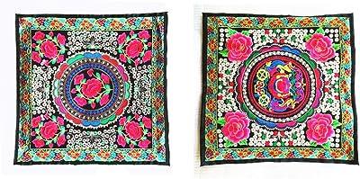 Amazon.com: SERENA & DOROTHY - Juego de 2 fundas de almohada ...