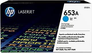 HP 653A | CF321A | Toner Cartridge | Cyan