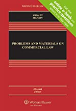 Problems and Materials on Commercial Law [Connected Casebook] (Aspen Casebook Series)