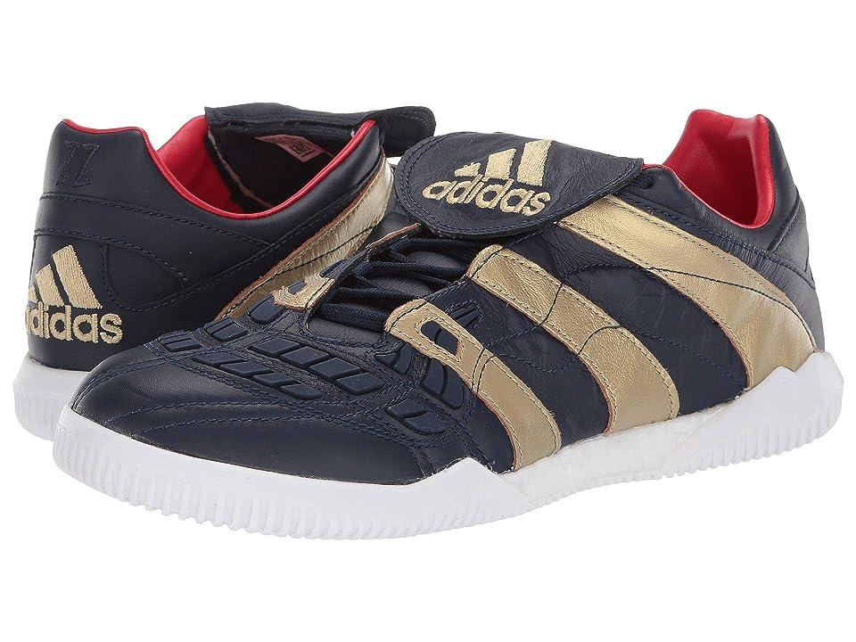 adidas Special Collections Predator Accelerator Training Zinedine Zidane Sneaker (Gold Metallic/Gold Metallic/Core Black) Men