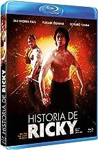 Historia de Ricky BD 1991 Lik Wong (Riki-Oh: The Story of Ricky) [Blu-ray]