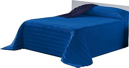 Funda N/órdica Bicolor Azul//Marino, 150 x 270 Lucena Cantos