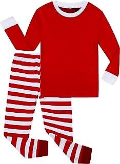 KikizYe بيجامة للأولاد بي جيز ملابس نوم للأطفال