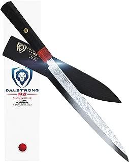 DALSTRONG - Yanagiba Sushi Knife - Shogun Series S - Single Bevel Knives - 10.5