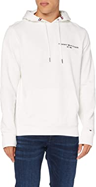 Tommy Hilfiger Tommy Chest Logo Hoody Sweater Homme