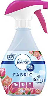 Febreze with Ambi Pur Fabric Refresher, 370ml, Downy