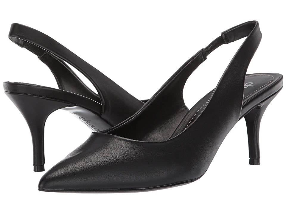 Charles by Charles David Amy (Black Smooth) Women