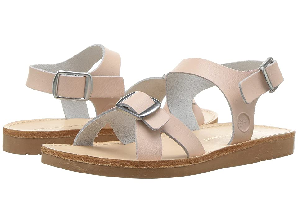 Freshly Picked Carmel Sandal (Infant/Toddler/Little Kid) (Blush) Girls Shoes