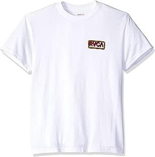 RVCA mens OCTANE SHORT SLEEVE TEE T-Shirt