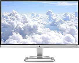 HP 2016 Model 23 inch ES Series Ultrafast ~ IPS Full HD (1920x1080) ~ LED Monitor ~ HDMI, VGA, Tiltable ~ Silver