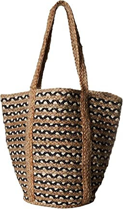 Braided Tote