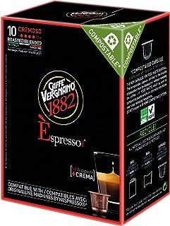 Caffe Vergnano Èspresso Cremoso 3 packs x 10 Capsules