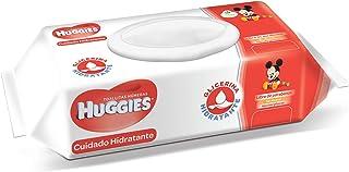 Huggies Cuidado Hidratante, Toallas Húmedas para Bebé,18 packs de 80 c/u (1440 Toallas)