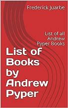 List of Books by Andrew Pyper: List of all Andrew Pyper Books
