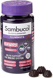 Sambucol Kids Gummies | Vitamin C | Immune Support Supplement | 30 Gummies
