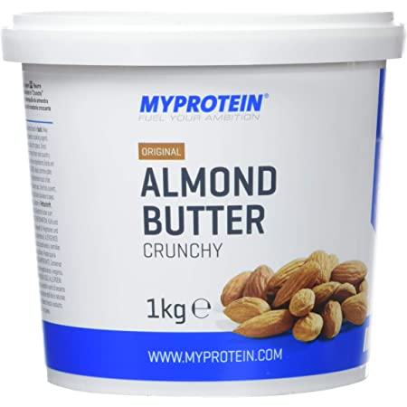 Myprotein Natural Almond Butter (1000g) 1 Unidad 1000 g