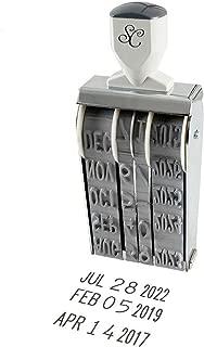 Studio Calico Oversize Mega Date Roller Stamp - Classic