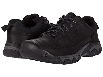 KEEN Targhee III Oxford (Black/Magnet) Men