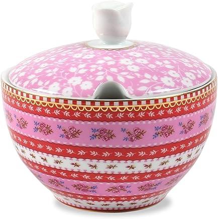 Preisvergleich für PiP Studio Ribbon Rose Zuckerdose pink
