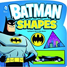 Batman Shapes (DC Board Books)