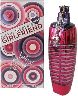 Next Girlfriend by Justin Bieber Women's Eau De Parfum Spray 3.4 oz - 100% Authentic