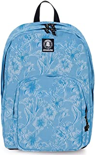 Backpack Invicta Format Plus Girl Water Flowers