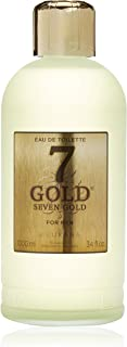 Luxana Seven Gold Edt 1000 ml 1000 g