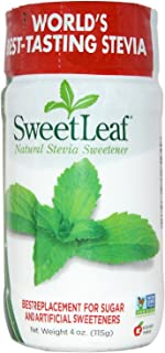 Wisdom Natural, SweetLeaf, Natural Stevia Sweetener, 4 oz (115 g)